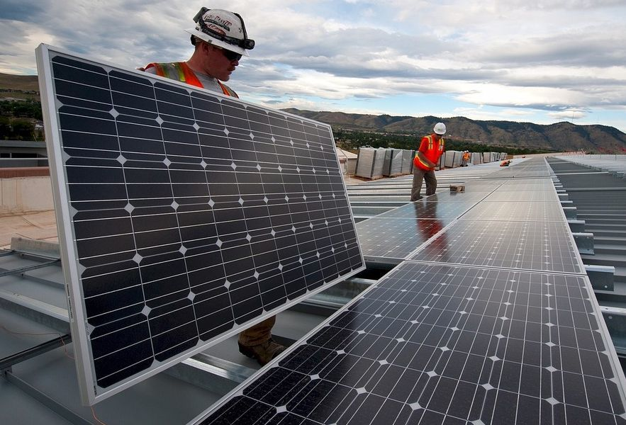 £450k appeal to fit more solar panels on Dorset's public buildings