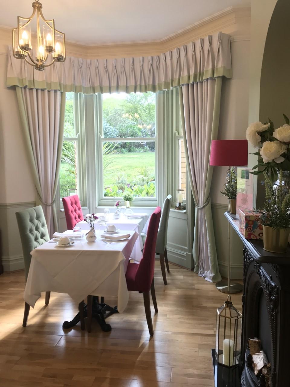 Tea room with distinctive style opens