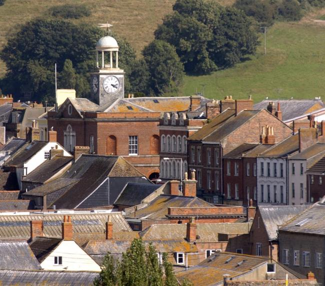 There's a significant gap between rent and pay rises in west Dorset Picture: GRAHAM HUNT