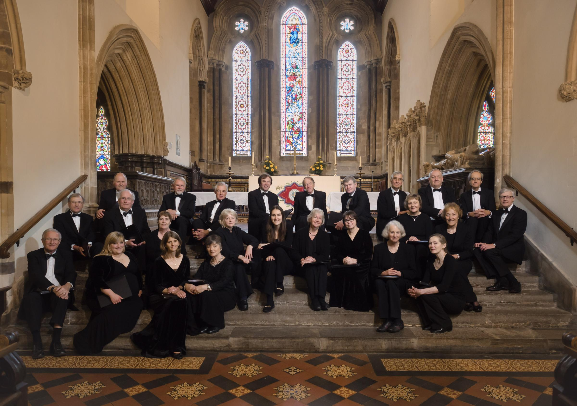 Bournemouth Sinfonietta Choir - A candlelit concert of music for Holy Week
