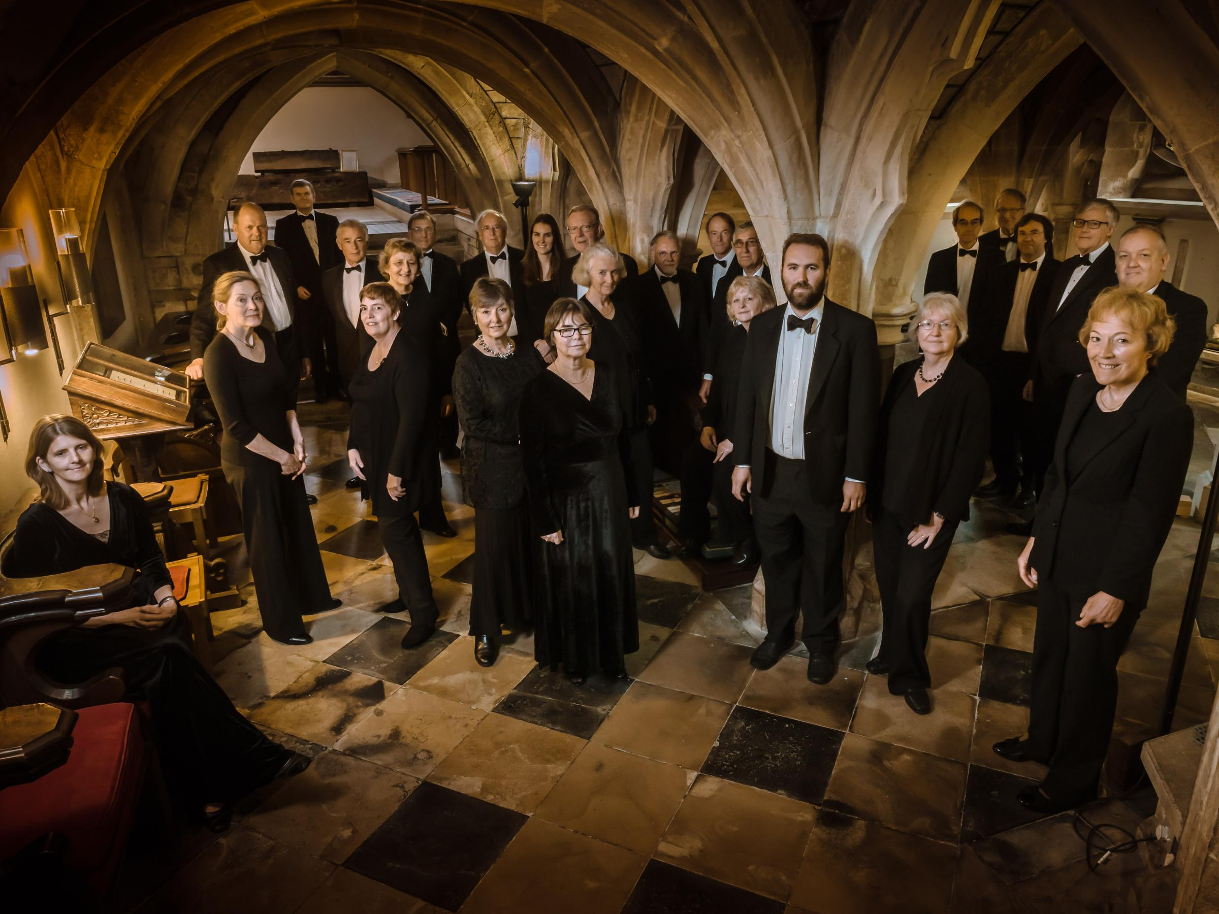 Bournemouth Sinfonietta Choir - Summer Soirée, The changing seasons