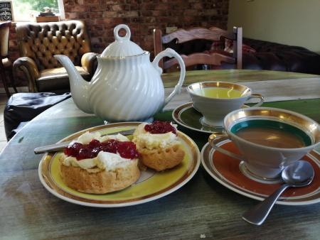 These are the best places to eat a cream tea in Dorset (according to our readers)