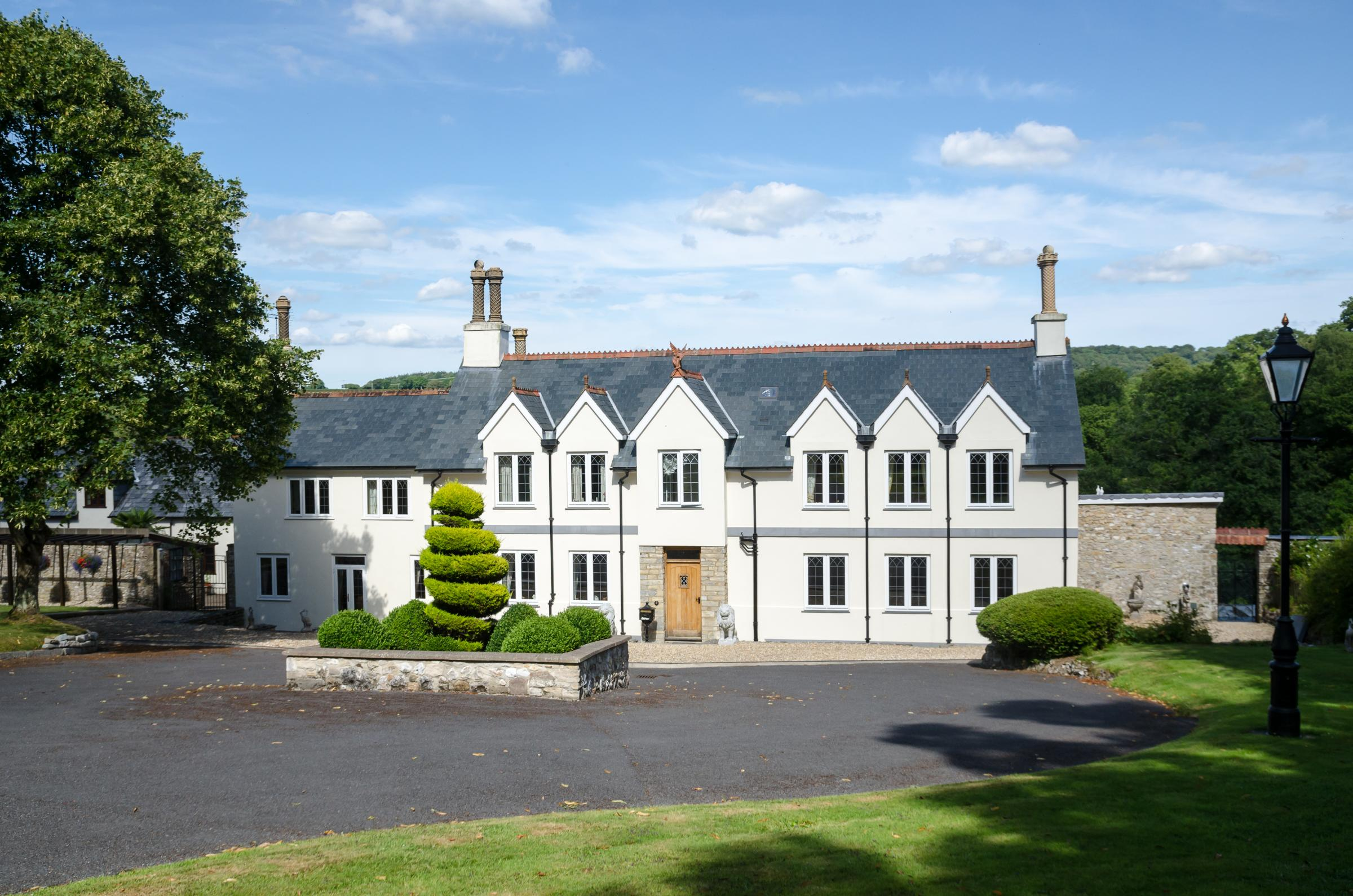 Furzleigh House holiday let near Axminster has been sold