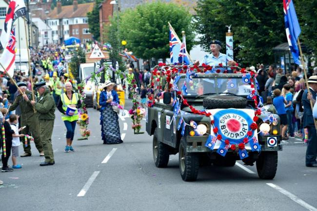 Bridport Carnival returns next Saturday Picture: SAMANTHA COOK PHOTOGRAPHY
