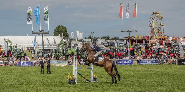 The Dorset County Show celebrates the best of rural life in the county