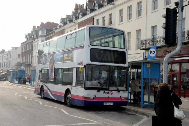 Letter: Gobsmacked at new First bus winter timetable