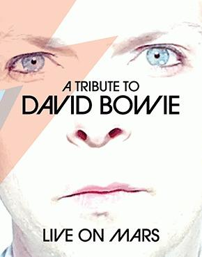 Live On Mars pays tribute to David Bowie