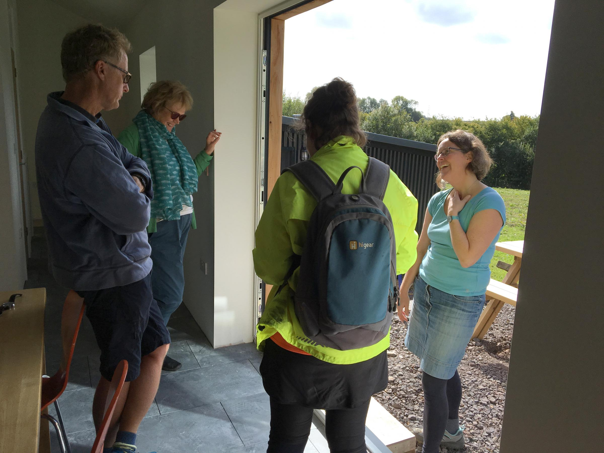 Sixteen homes to open for Transition Town Bridport's Greener Homes