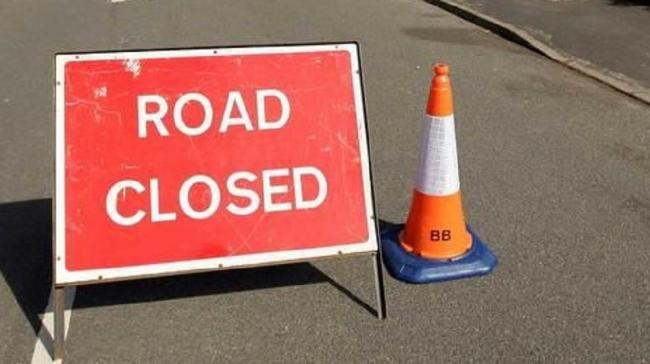 Road set to re-open this evening after emergency gas repairs
