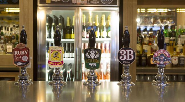 Wetherspoon in Bridport wil be hosting a 12-day real ale festival