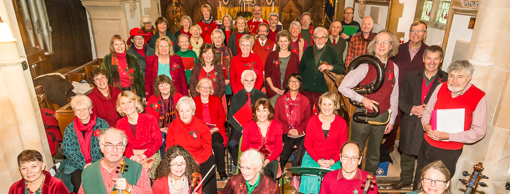 Christmas Concert of West Gallery Music and more