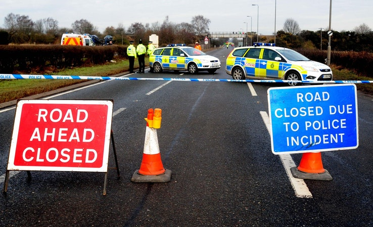 Driver error main cause of crashes on county roads