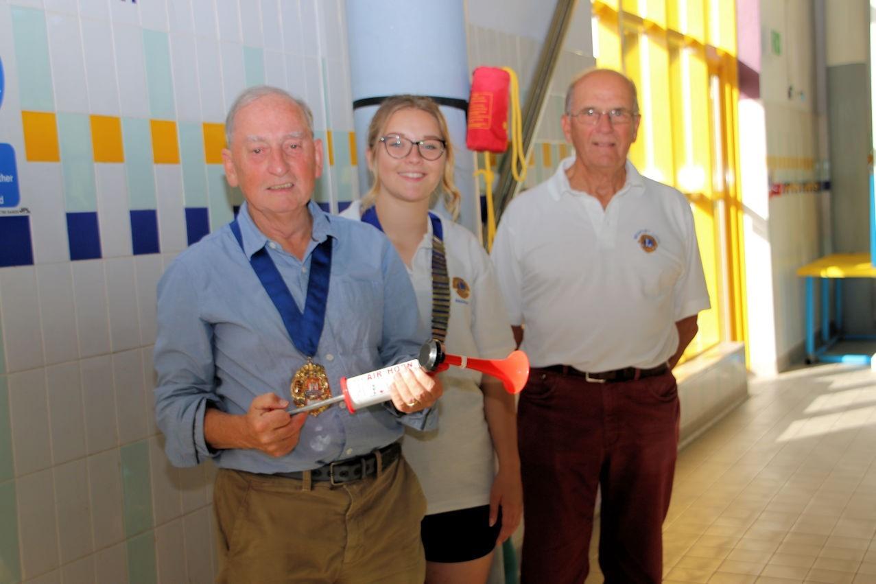Bridport Lions Club's Swimarathon raises more than £3,500