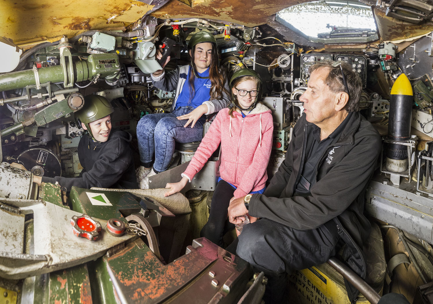 May Half Term at The Tank Museum!