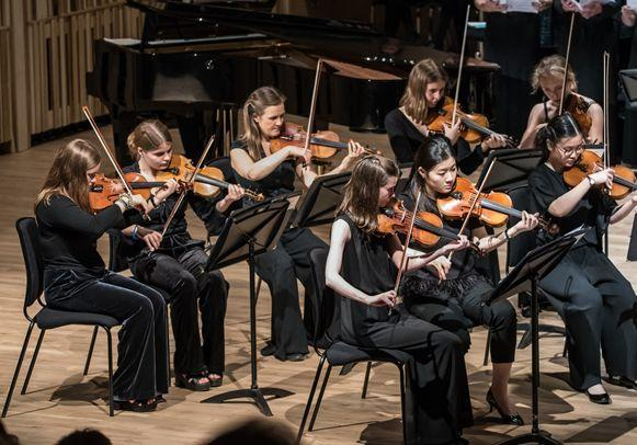 Sherborne Girls String Orchestra