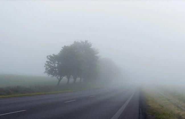 A weather warning for fog has been issued. Picture: Pixabay