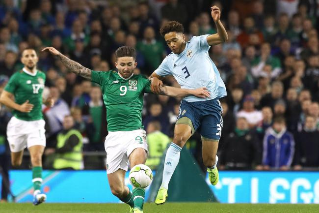 Republic of Ireland v Northern Ireland – International Friendly – Aviva Stadium