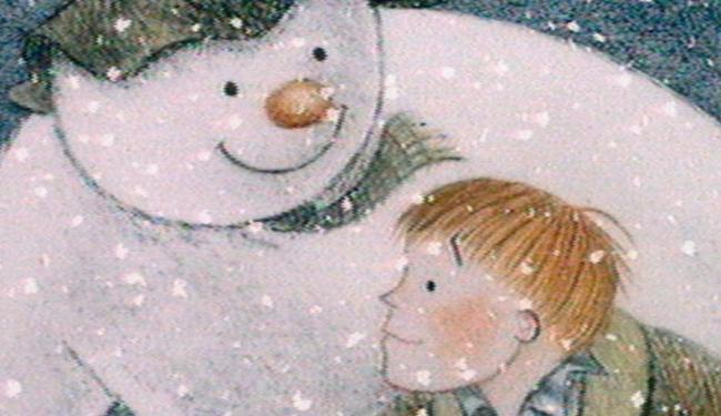 The Snowman will be broadcast at the Marine Theatre