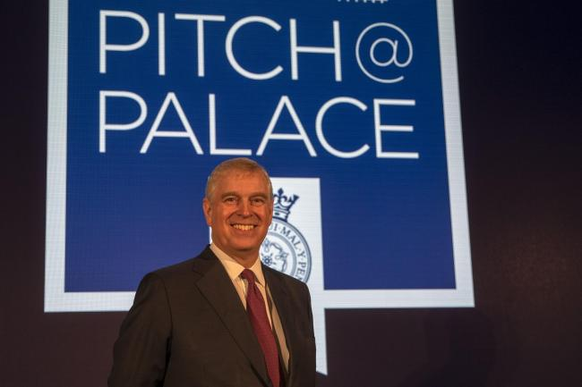 Duke of York Pitch@Palace event