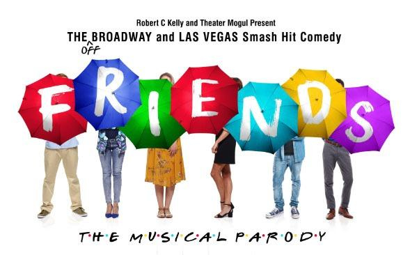 Friends - The Musical Parody