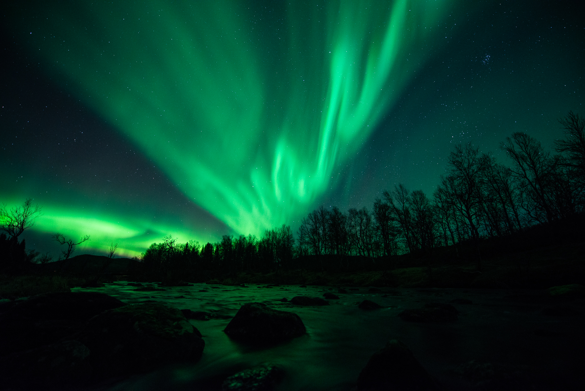 Travel: Calm and peace on spellbinding trip to the Northern Lights