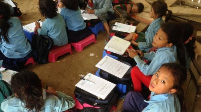 Books4Nepal is working to provide an education to the children of the country