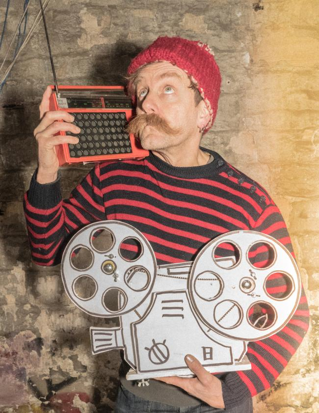 Jonny Fluffypunk performs in Dorset later this month