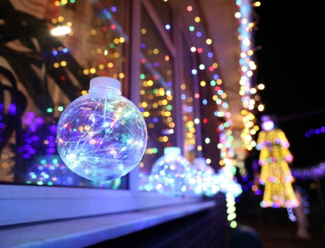 Letter: Thanks to all my Christmas light supporters