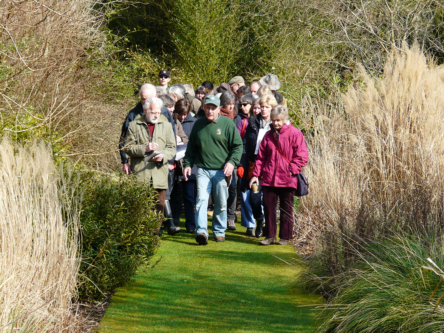 Knoll Gardens Foundation; Annual Garden Wildlife Survey