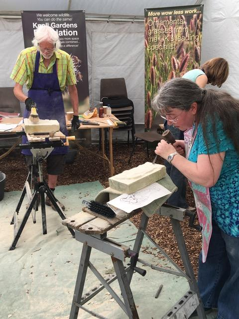 Stone Carving Workshop – with Sarah Moore