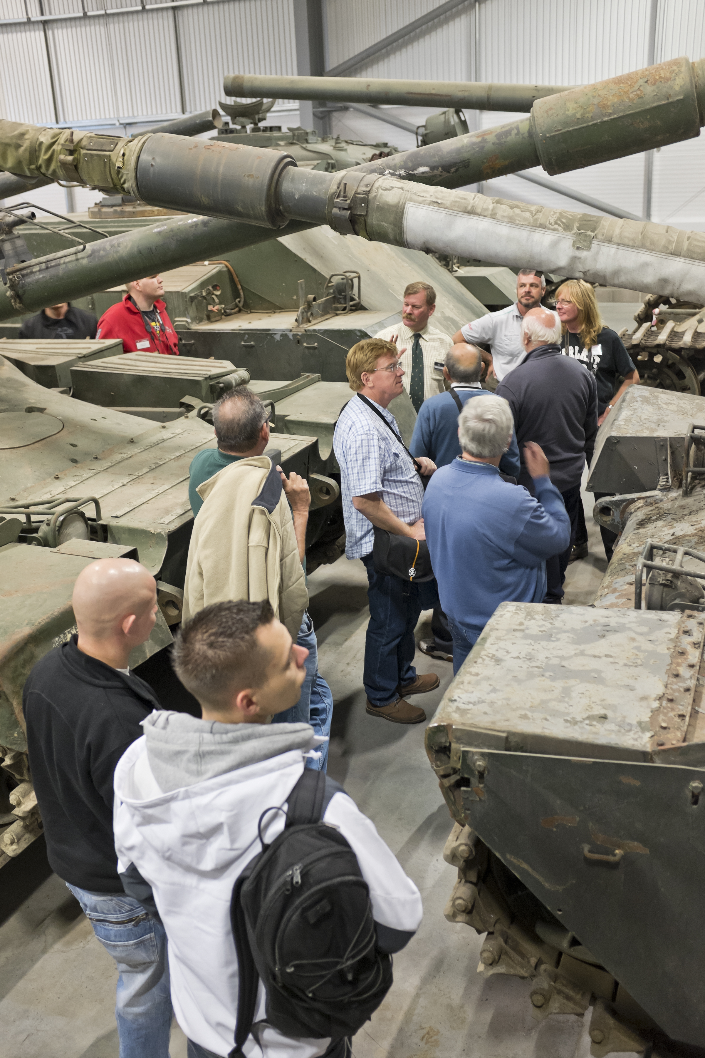 Access All Areas Experience Day at The Tank Museum!