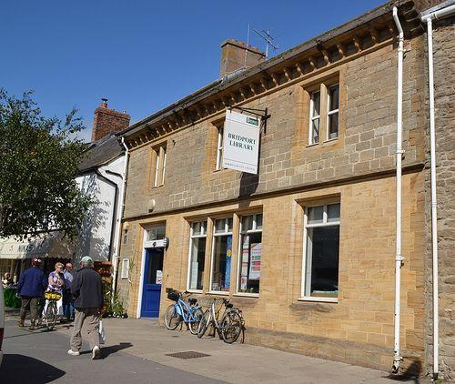 Bridport Library reopens today | Bridport and Lyme Regis News