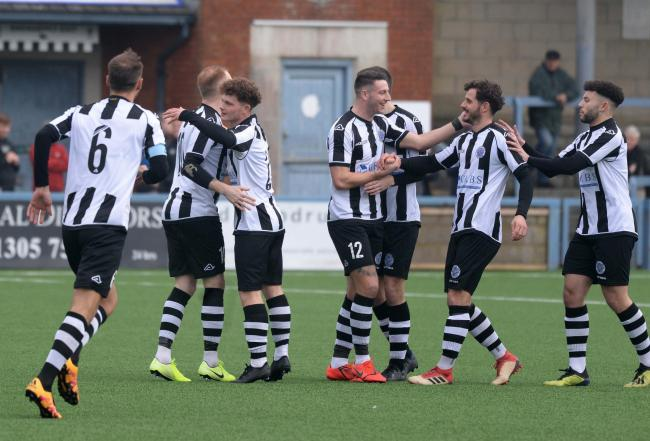 Dorchester Town have survived relegation Picture: FINNBARR WEBSTER/F30904A