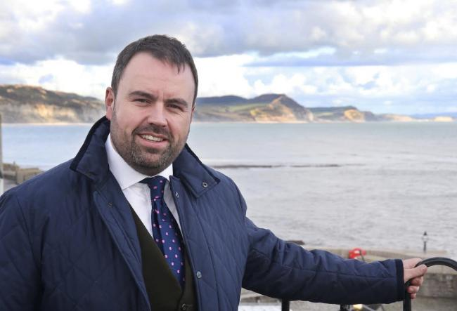 Chris Loder MP
