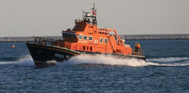 The RNLI has adapted its fundraising efforts