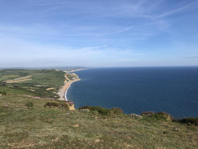Dorset Council and Dorset Police are urging people to act responsibly at the county's beauty spots