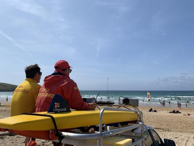 Lifeguards will return to West Bay and Lyme Regis