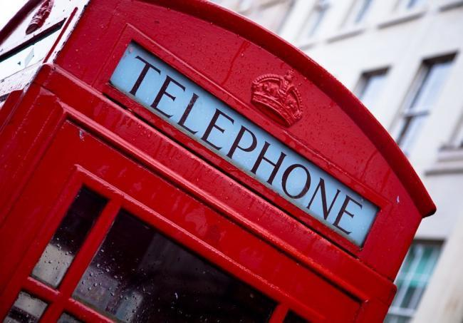 Phone box. Picture: PIXABAY