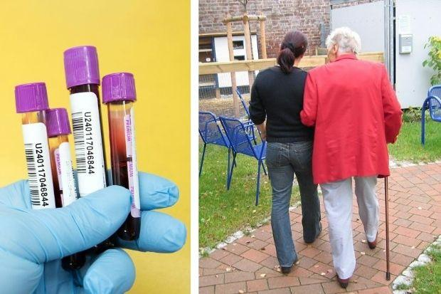 Alzheimer's: New blood test could spot disease 20 years before symptoms appear. Picture: Newsquest