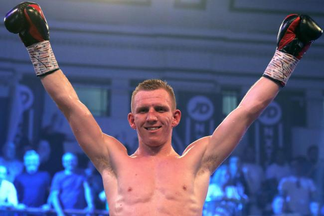 Ted Cheeseman claimed a hard-fought victory