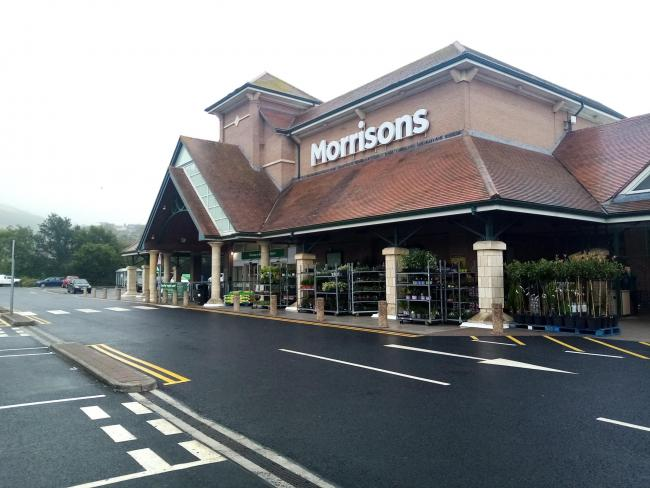 Residents living near Morrisons in Bridport feel they have been treated appallingly and lied to after works were carried out at the supermarket car park with no warning