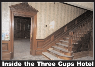 Three Cups Hotel gallery