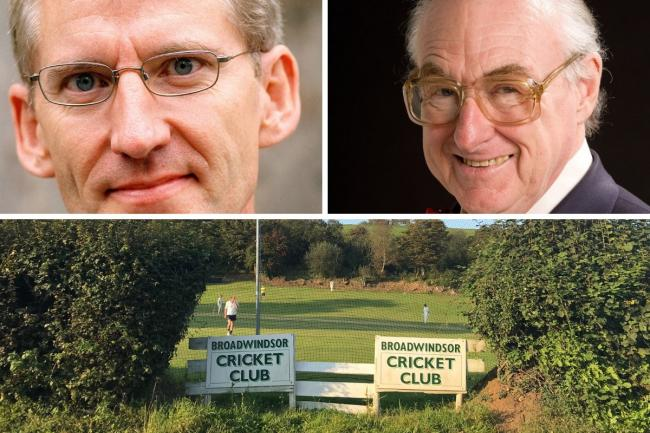 Clive Stafford Smith is trying to save Broadwindsor Cricket Club. Legendary commentator Henry Blofeld has written a letter of support