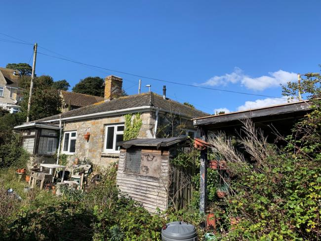 A Lyme Regis home goes under the hammer