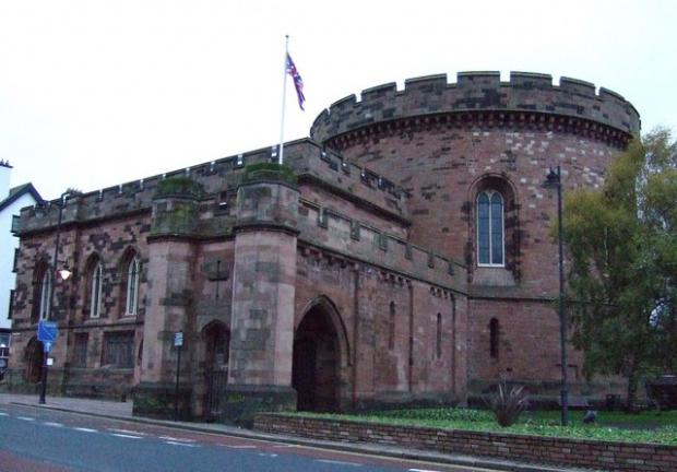 Bridport and Lyme Regis News: The Citadel, Carlisle