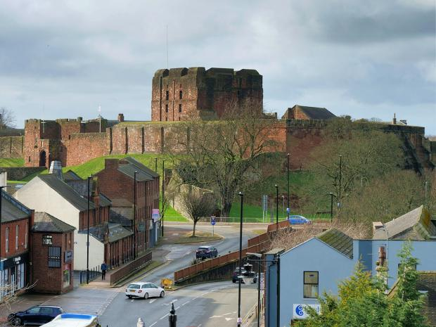 Bridport and Lyme Regis News: Carlisle Castle