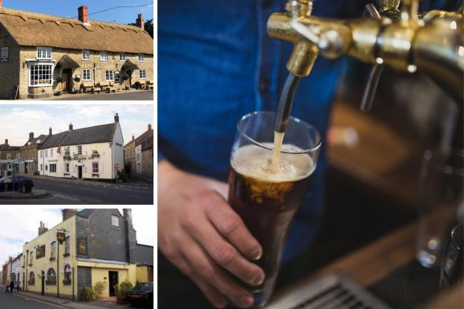 Dorset pubs can only serl alcohol with 'substantial' meals under Tier 2 restrictions