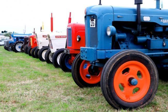 This year's West Dorset Vintage Tractor and Stationary Engine Club Rally has been cancelled Picture: Paul Coggins
