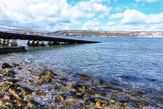 Bridport and Lyme Regis News:  Swanage was praised for its scenery and attractions. Picture: Gill Richards