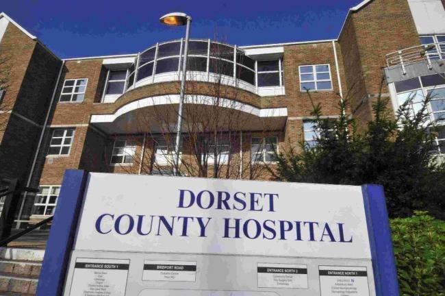Dorset County Hospital is facing a £10m repair bill to bring its building up to scratch, NHS Digital figures reveal